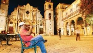 Havana'nın arka sokaklarında