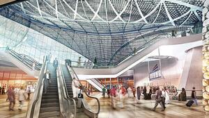 Doha Metrosu'nda 'kupa' Türkler'in