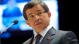 Ahmet Davutoğlundan İsrailin kara harekatı açıklaması