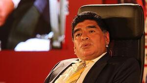 Maradona FIFA başkanlığına aday