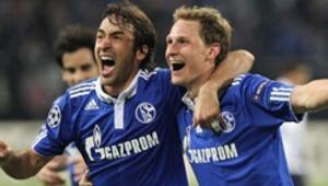 """Schalke 04, """"Devler Ligi""""nde namağlup"""