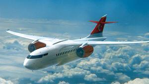 1.5 milyar dolarlık yerli uçak projesi