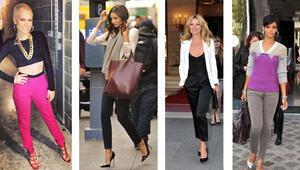Kısa paçalı pantolonlar nasıl giyilir