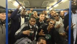 İstanbulda Boston Celticse büyük ilgi