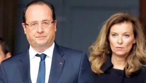 Ve Hollande Valerie'yi terk etti