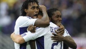 Anderlecht turu ilk maçta geçti