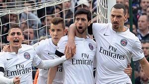 Paris Saint-Germain liderliğe yükseldi