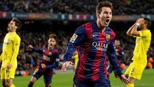 Bu maç Barcelona tarihine geçti