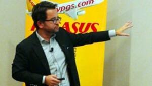 Pegasusun pazar payı yüzde 24e ulaştı