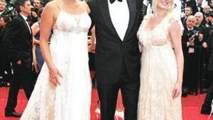 Özlem Süer'in Cannes ünlüleri