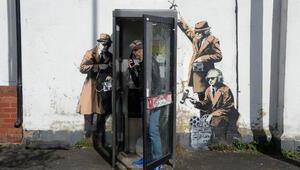 Dünyanın merak ettiği esrarengiz grafiti