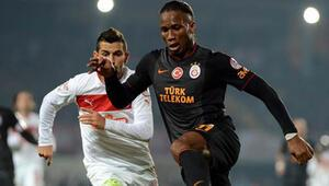 MP Antalyaspor 1 - 1 Galatasaray