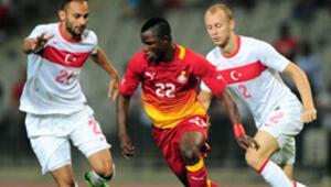Türkiye 2-2 Gana