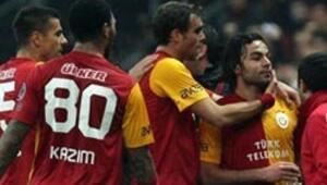 Galatasaray 1-0 Manisaspor