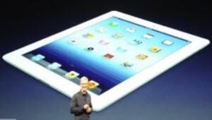 İşte yeni iPad