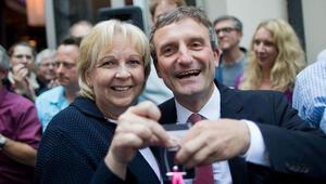 Merkelin partisi sandıkta hüsrana uğradı