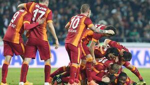 Torku Konyaspor 0 - 5 Galatasaray