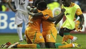 Afrika Kupasında finalistler belli oldu