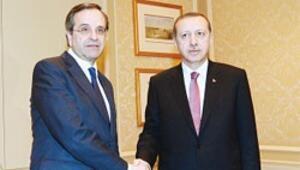 Katar bahane, Erdoğan ile görüşme şahane