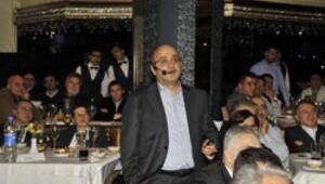 Serdar İnan'dan twitter takipçilerine Aşure Partisi