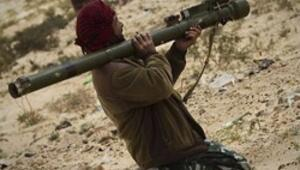 Suriyeli isyancıların elinde MANPADS var