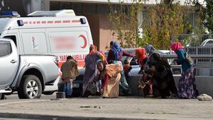 Suriyeli dilenciler polisi görünce tabanlara kuvvet