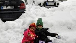 Salı günü Marmaraya kar geliyor
