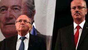 FİFA Başkanı Blatterden Filistine destek