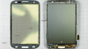 Galaxy S3ün içinde ne var