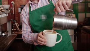 Kurnaz müşteri kahve devini dize getirdi