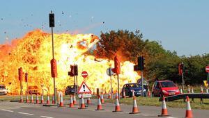 İngilteredeki uçak kazasında ölü sayısı 11e yükseldi