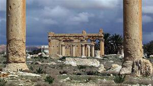 IŞİD Palmira antik kentindeki tapınağı havaya uçurdu