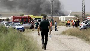 İspanyada fişek fabrikasında patlama: 3 ölü