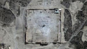BM: Palmiradaki Bel Tapınağı yıkıldı