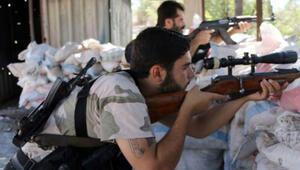 Şam Cephesi eğit-donat savaşçılarını yanlışlıkla kaçırdı