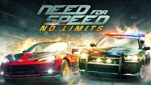 Need For Speedin mobil oyunu No Limits çıktı