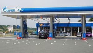 Sırbistan'da güvenli benzin istasyonu