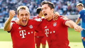 Almanyada müthiş maç