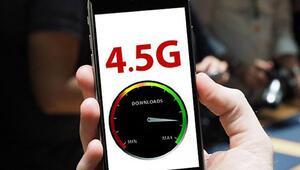 4,5G nedir Kimler 4,5Gden yararlanacak İşte cevaplar…