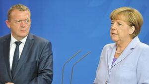 Merkel ve Rasmussenden mülteci açıklaması