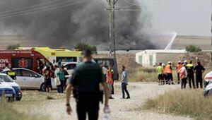 Havai fişek fabrikasında patlama: 5 ölü, 6 yaralı