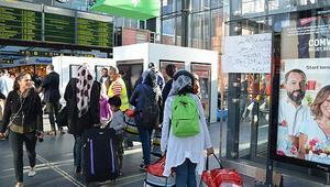 Danimarkada sığınmacı krizi