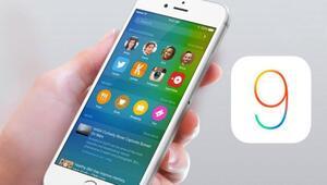 İşte iOS 9un yüklenebileceği cihazların listesi