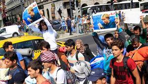 Berlinde sığınmacı tartışması alevleniyor