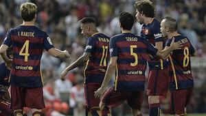La Ligada Barcelona liderlik koltuğunda