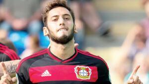 Leverkusen'in umudu Hakan