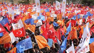 AK Parti İzmir'de Yıldırım liste