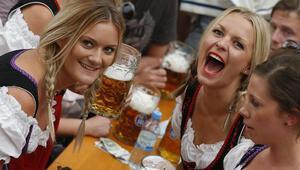 Oktoberfest Münihte başladı