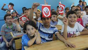 Suriyeliler öğleden sonra