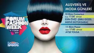 Forum Fashion Week 2015 başlıyor